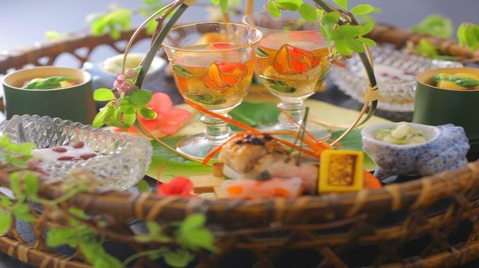 【楽天トラベルセール】◆ゆとろぎ亭・露天風呂付客室・禁煙◆夕食:創作懐石◆朝食:和定食♪
