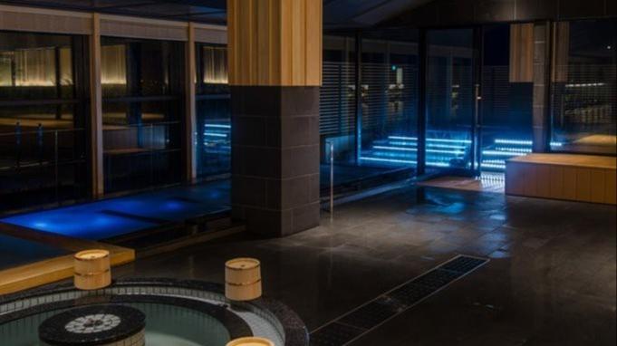 【一泊朝食】気ままに温泉♪朝は旅館の贅沢ごはん☆チェックイン23時チェックインまでOK!!」