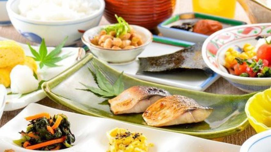 【食事】レストラン「季の蔵」和洋バイキング(朝食)<イメージ>