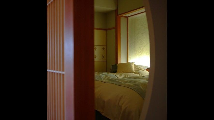 【部屋】離れ「ゆとろぎ亭」デラックスルーム(和洋室)155号室<イメージ>