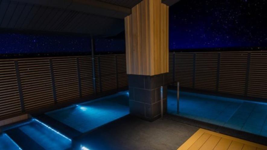 【温泉】天上のSPA「星の湯」棚湯
