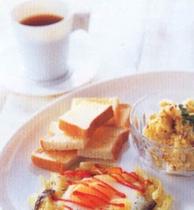 ■朝食メニュー例(3)