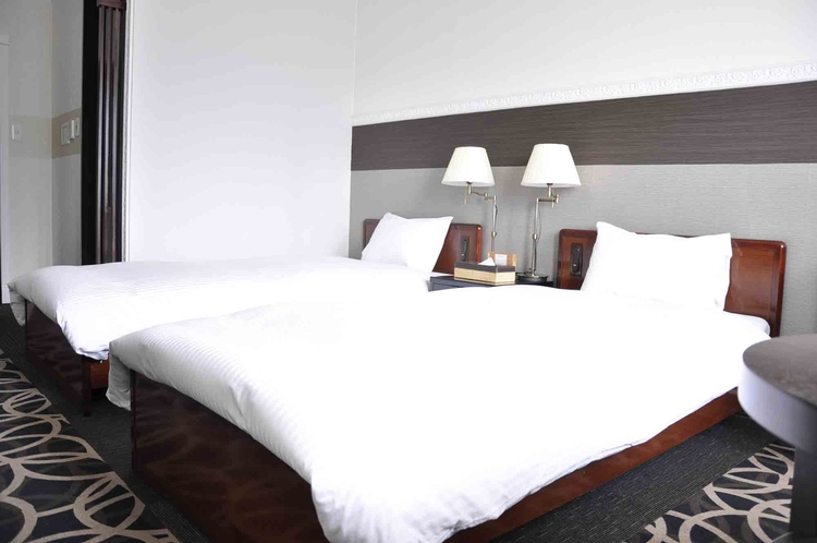 Guest room  ツイン 2名様(twin room)