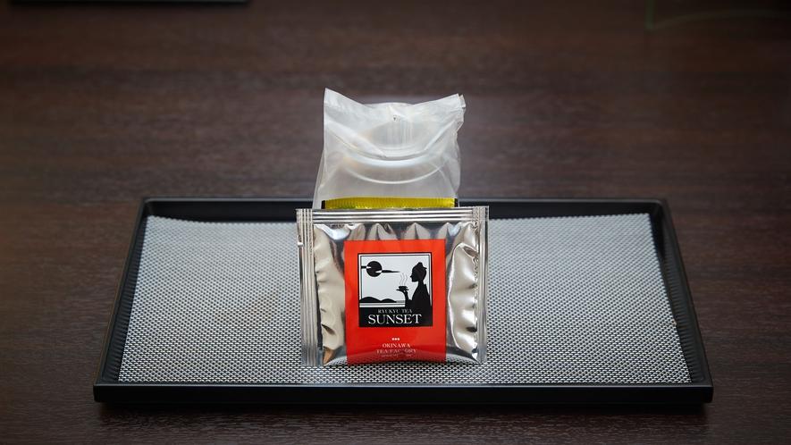 【客室設備】お茶
