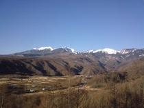 八ヶ岳 初春2