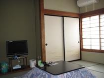 お部屋の一例 冬季間