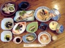 お食事の一例(夕食)
