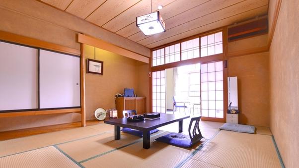 和室10畳(バス・トイレ付き)