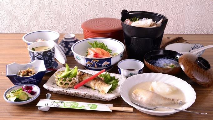 【秋田の地酒】秋田郷土料理×日本酒を堪能♪飲み比べプラン
