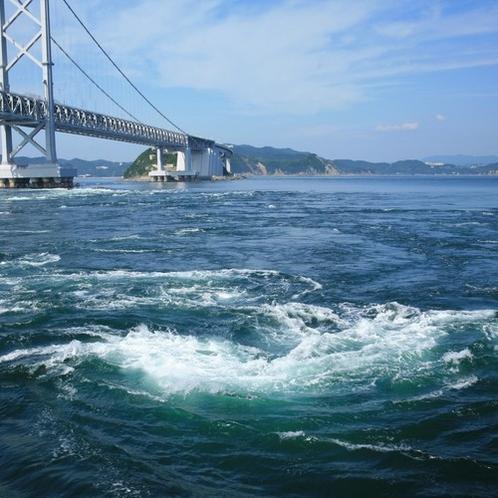 来島海峡~潮流体験~