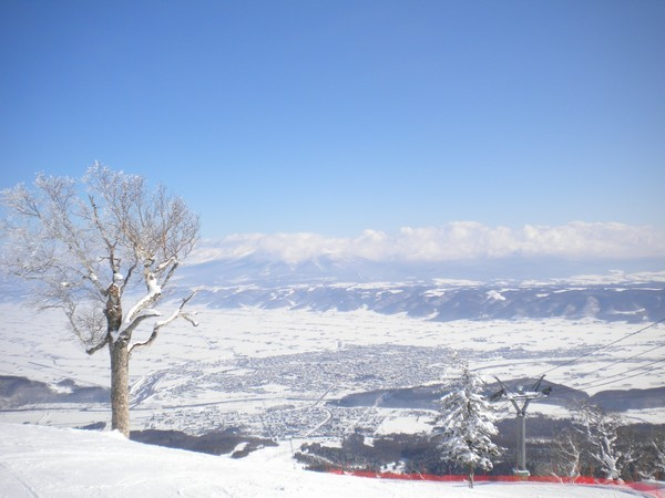 《北の峰スキー場》