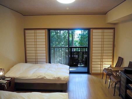 ツインルーム(1階)【24.9平米】