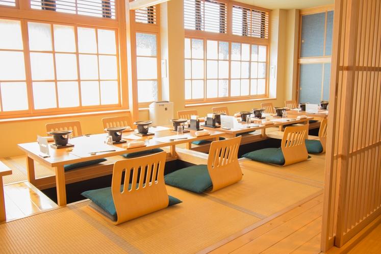 レストラン「山川海」