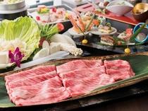 神戸牛すき焼きプラン