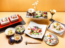 新和食会席 一例 イメージ