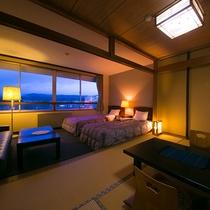【和洋室一例】部屋は畳のある落ち着いた雰囲気
