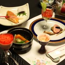 【*2食付プラン*夕食一例*】