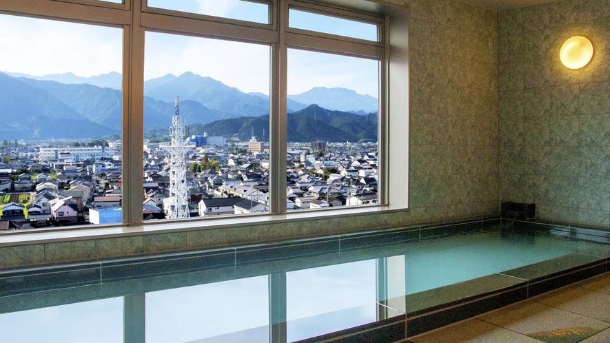 展望浴場9階【男性風呂】