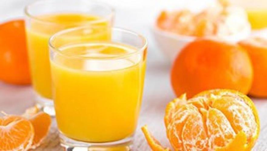 愛媛県産オレンジジュース