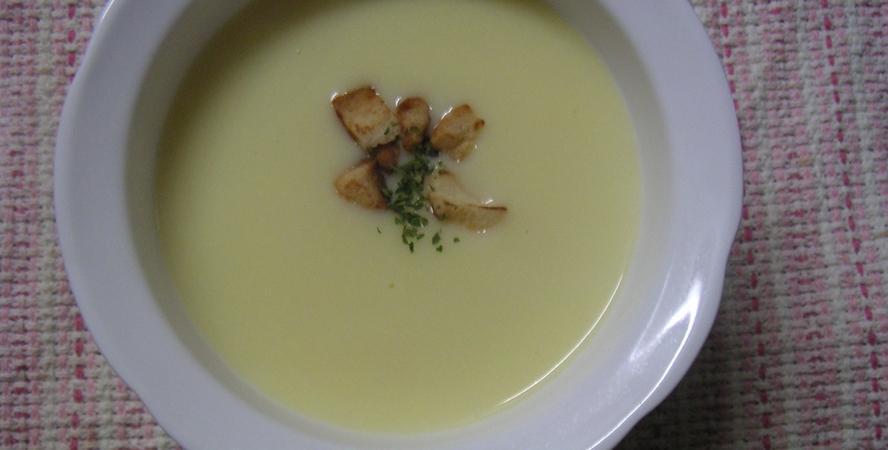 食、スープ、コーン