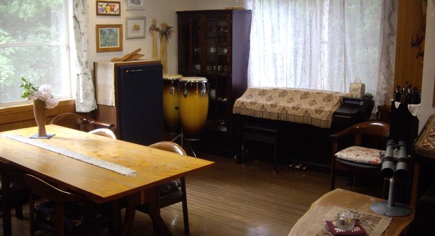室内リビングルーム