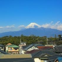 富士山側景色(一例)