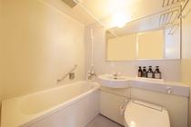客室内バスルーム(一例)