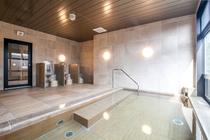 宿泊者専用温泉(女湯) お肌つるつる美肌の湯 朝風呂
