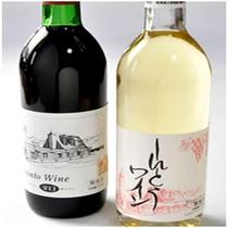 奥利根ワイナリー(ロゼ)、榛東ワイン