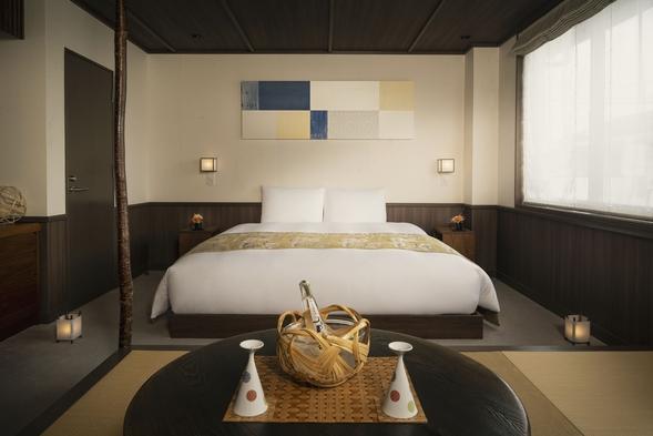 【夏セール】創業100年京都伝統の仕出し和朝食をお部屋で<朝食付き>