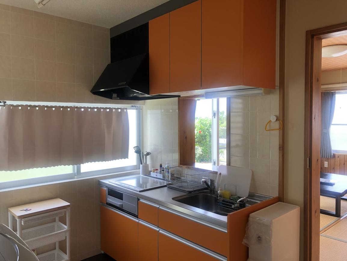 【別棟黄色い家】キッチン2