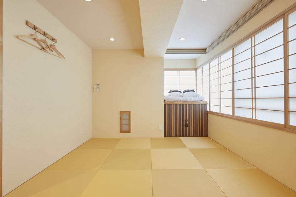 【30平米タイプ】 琉球畳ルーム