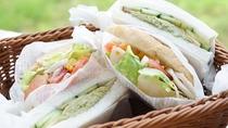 朝:サンドウィッチ(スマホ専用画像)