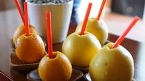 生絞りフルーツジュース(スマホ専用画像)