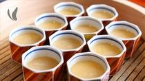 気仙沼名物 ふかひれ茶碗蒸し