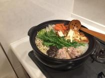 信州地鶏鍋
