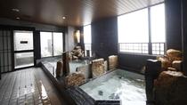 【男子】内湯・水風呂