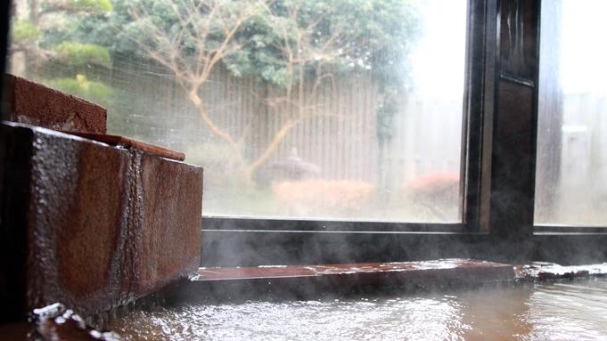【お気軽プラン】湯之元温泉を体験☆炭酸泉と湯之元会席を気軽に選んで楽しむプラン♪