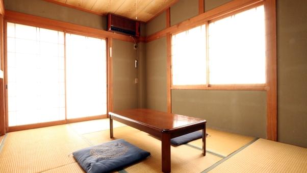 昔ながらの懐かしい和室【6畳】