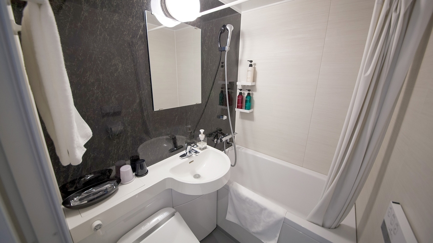 ・クイーンルーム:バスルーム