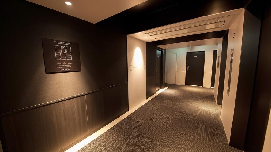 ・エレベーターホール