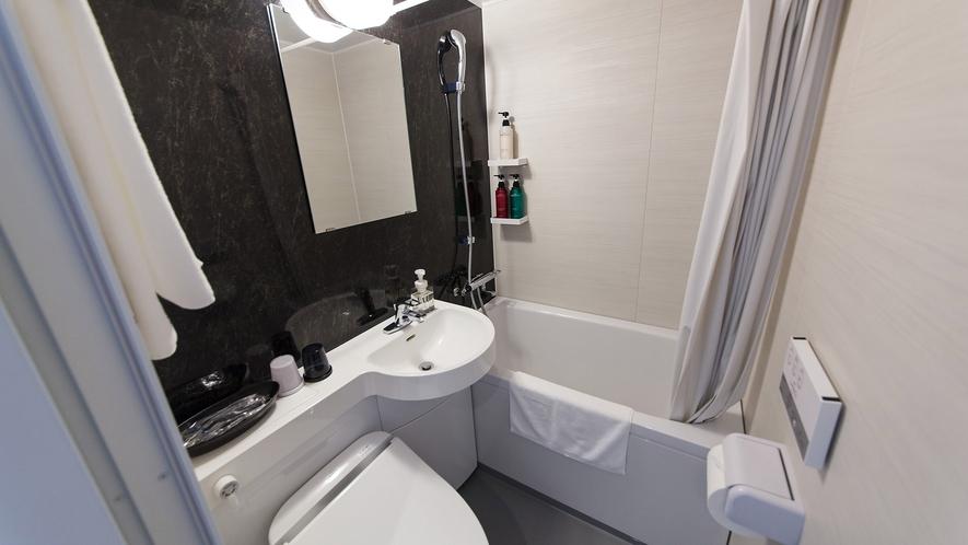 ・スーペリアツインルーム:バスルーム