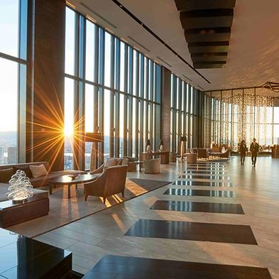 【デイユースプラン】上質な空間と格別な眺望とともに過ごすリモートワークやリラックスタイム