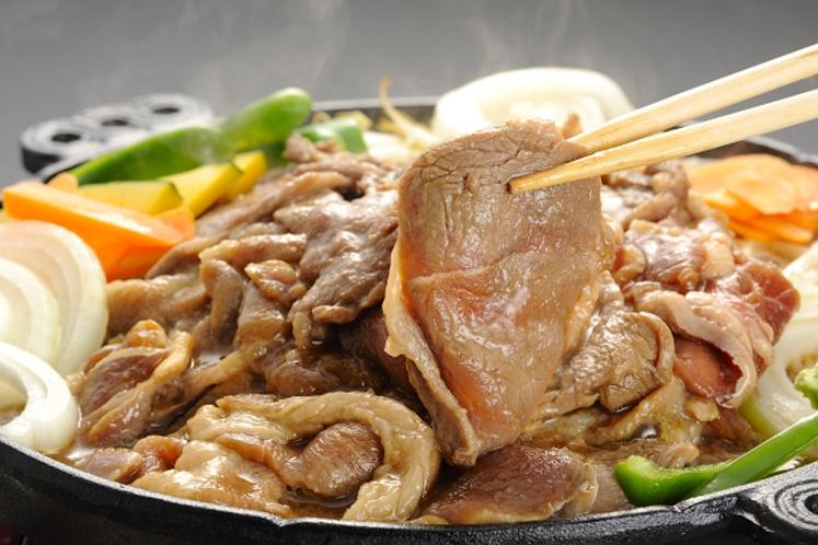【士別産サフォークラム】 ジンギスカン