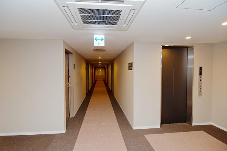 【別館 客室通路】