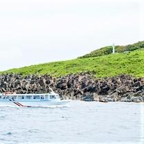 東尋坊-雄島(神の宿る島)遊覧船クルーズ