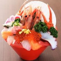 豪華!みくに海鮮丼