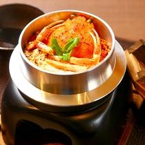 セイコガニの釜飯