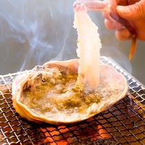 焼きガニ(焼き味噌)