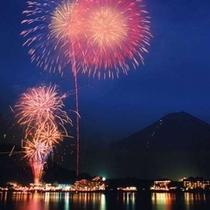 【湖上祭】毎年8月5日開催します!